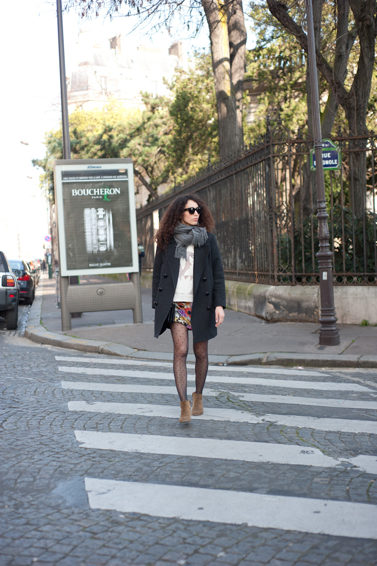 isabel marant calice and ziggy coat
