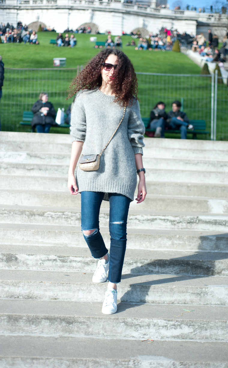 lilie abaco  and casual look