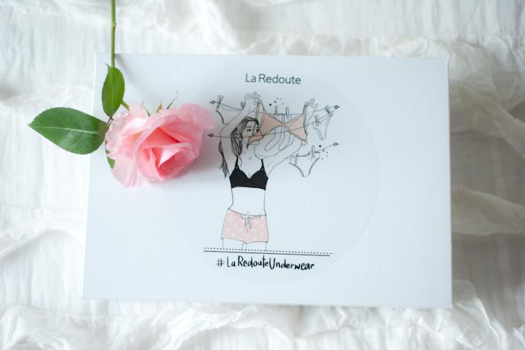 lingerie romantique