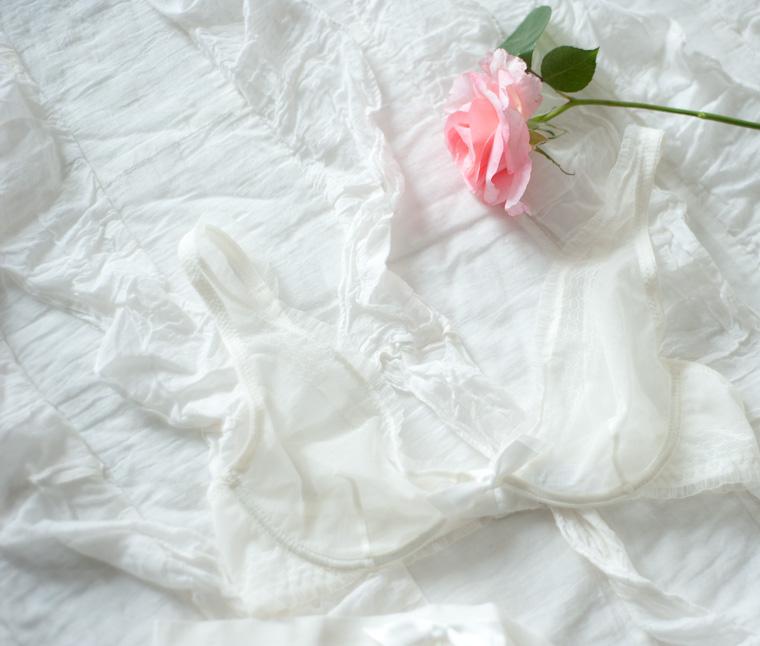 Romantique, raffiné et simple