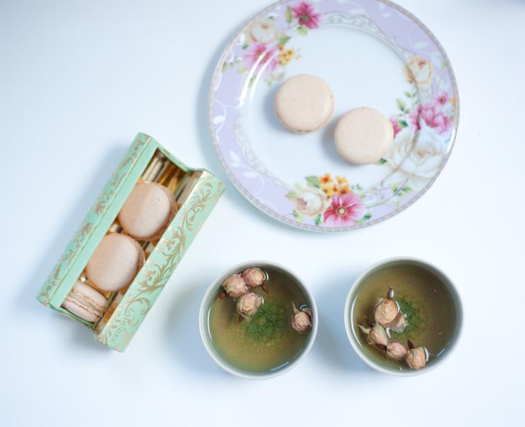 thé-macarons