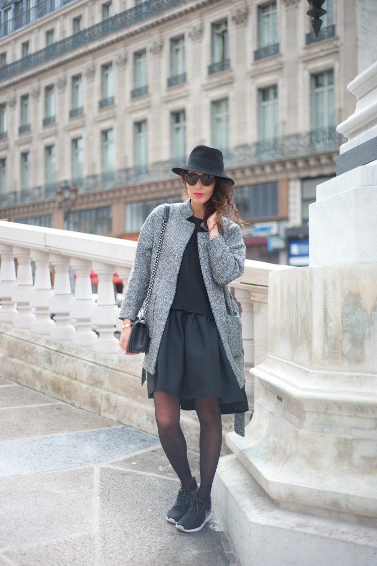 robe-noire-casual-chic-2