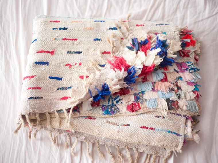 tapis-boucherouite