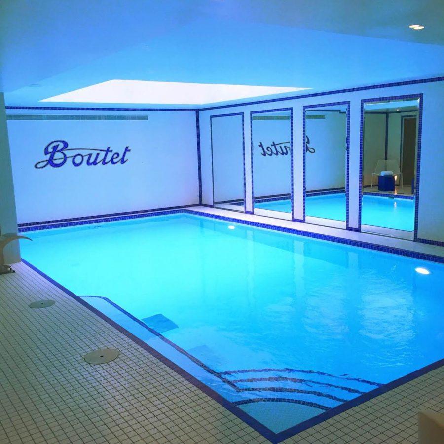 piscine hotel boutet