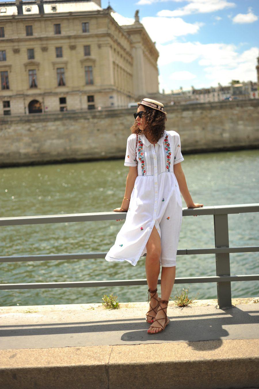 look-romantique-parisienne