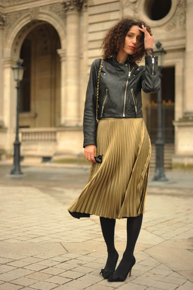 jupe-plissée-dorée-dino1