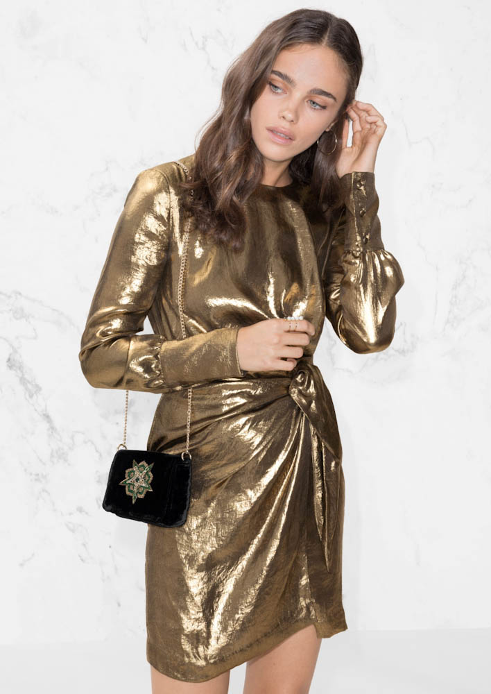 gold-dress-andotherstories
